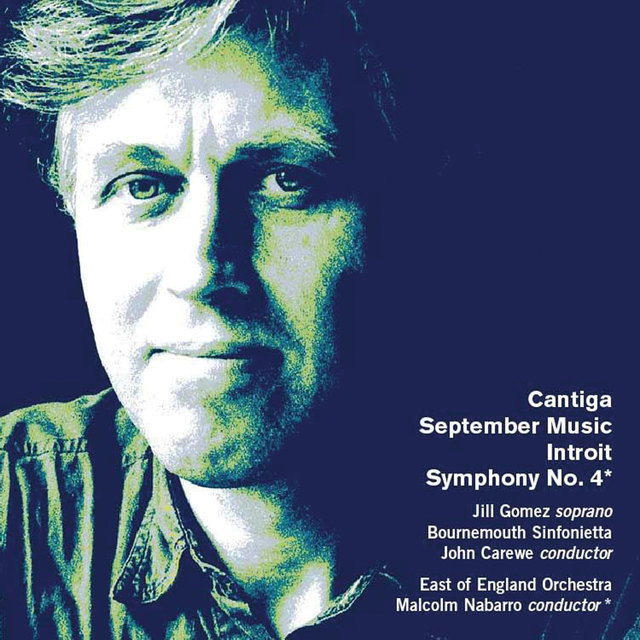 David Matthews: Cantiga, September Music, Introit & Symphony No. 4