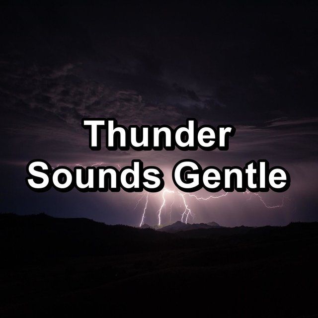 Thunder Sounds Gentle