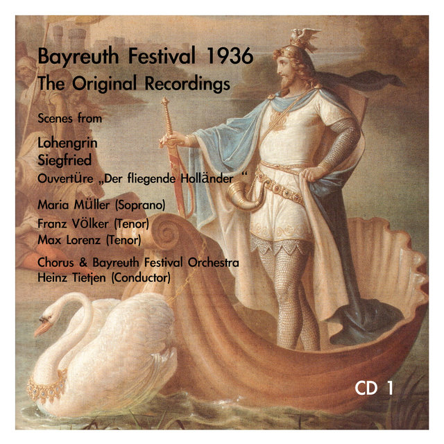 The Bayreuth Festival 1936 Original Recordings, CD 1