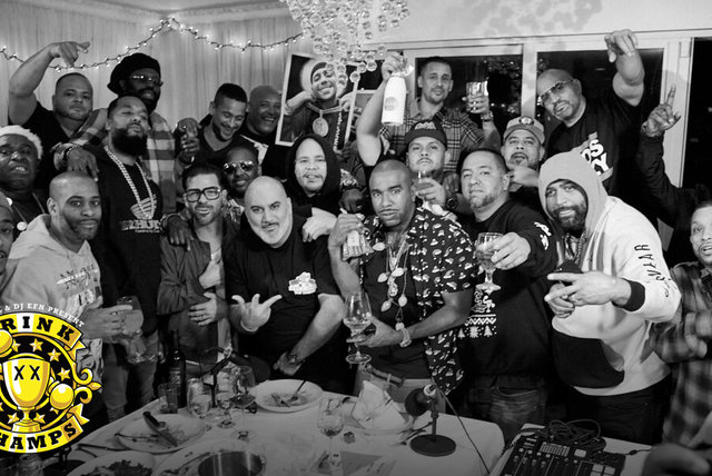 Christmas Family Ties Edition Feat Fat Joe & Dre, Episode 189