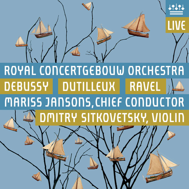 Cover art for album  by Royal Concertgebouw Orchestra