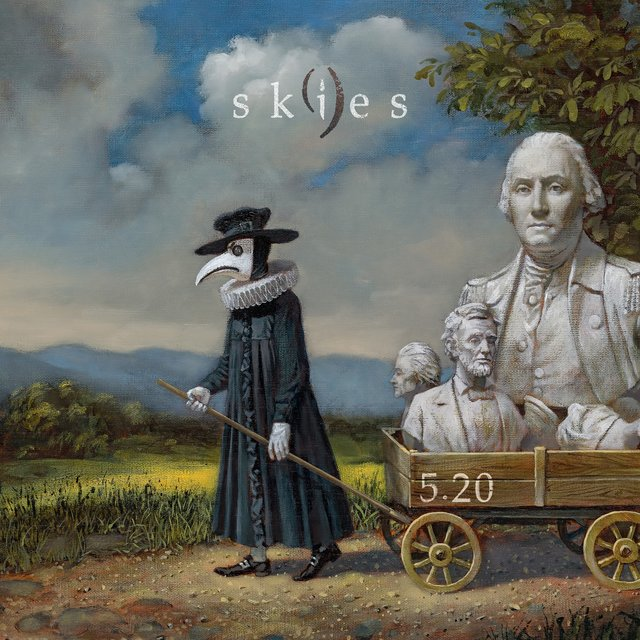 Cover art for album 5.20 by Nine Skies