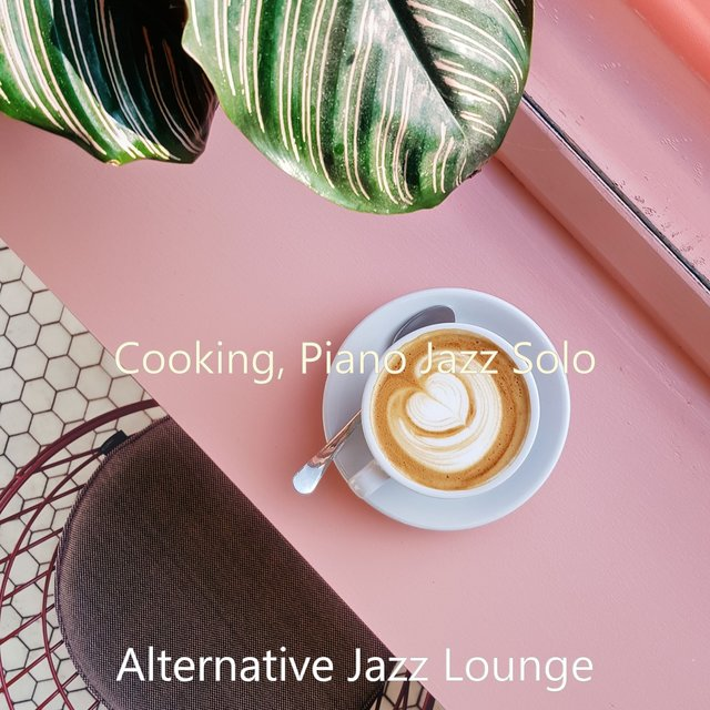 Cooking, Piano Jazz Solo