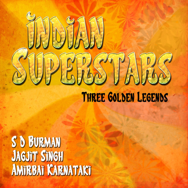 Indian Superstars - Three Golden Legends, Vol. 5