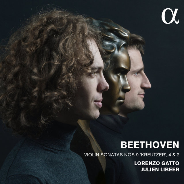 Cover art for album  by Lorenzo Gatto, Julien Libeer