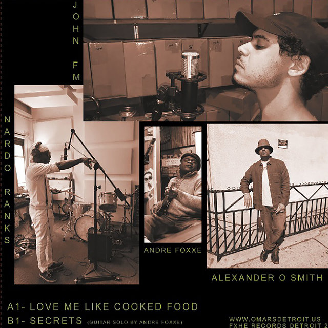 Love Me Like Cooked Food