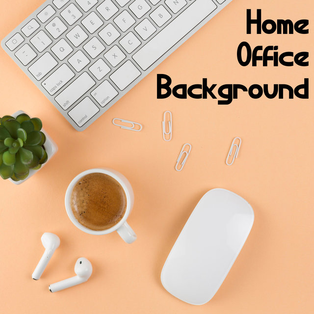 Home Office Background - 15 New Age Melodies That Improve Concentration, Supporting Creative Thinking, Brain Stimulation, Motivation and Efficiency, Simple Solution