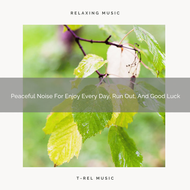 Peaceful Noise For Enjoy Every Day, Run Out, And Good Luck
