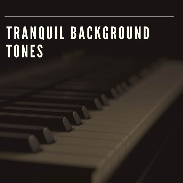 Tranquil Background Piano Tones