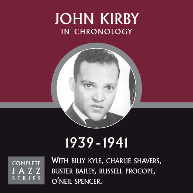 Complete Jazz Series 1939 - 1941