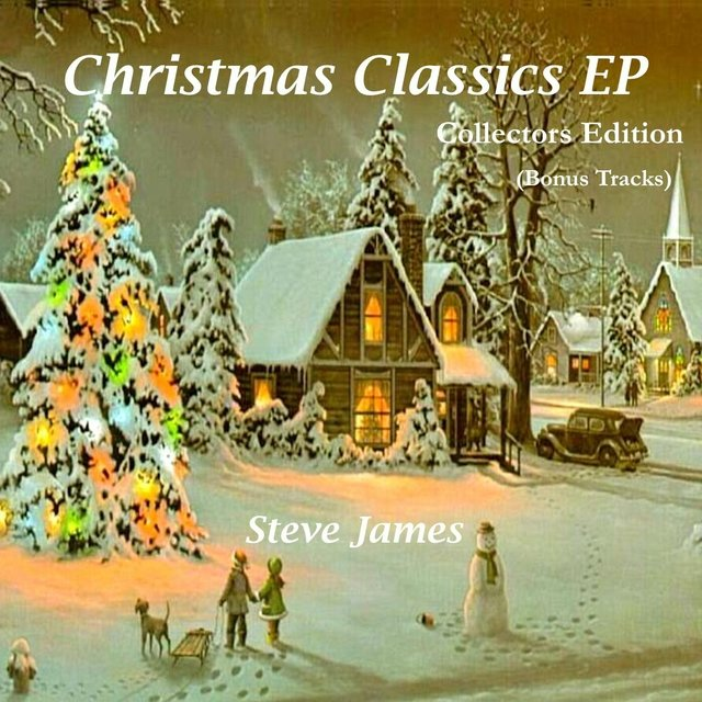 Christmas Classics EP (Collectors Edition) [Bonus Tracks]