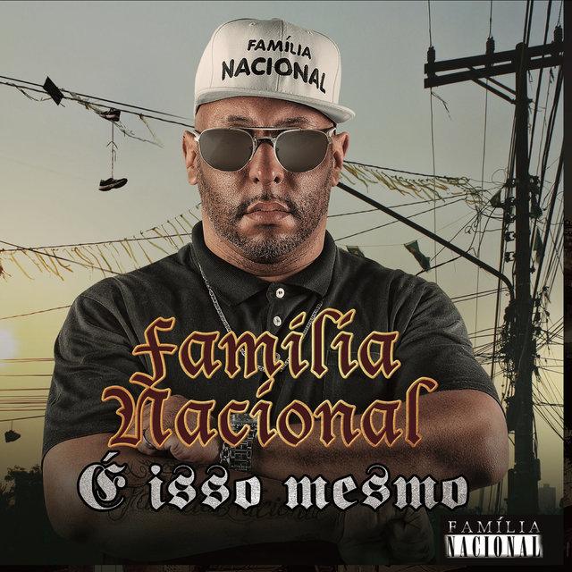 Cover art for album É Isso Mesmo by Família Nacional