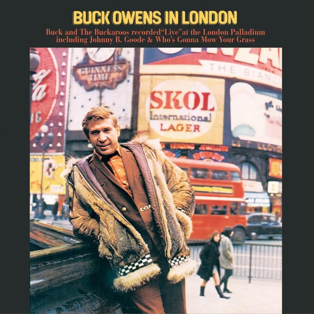 Buck Owens In London