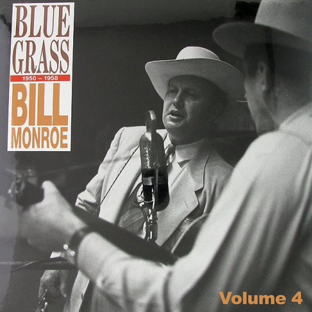 BlueGrass 1950-1958 Vol.4