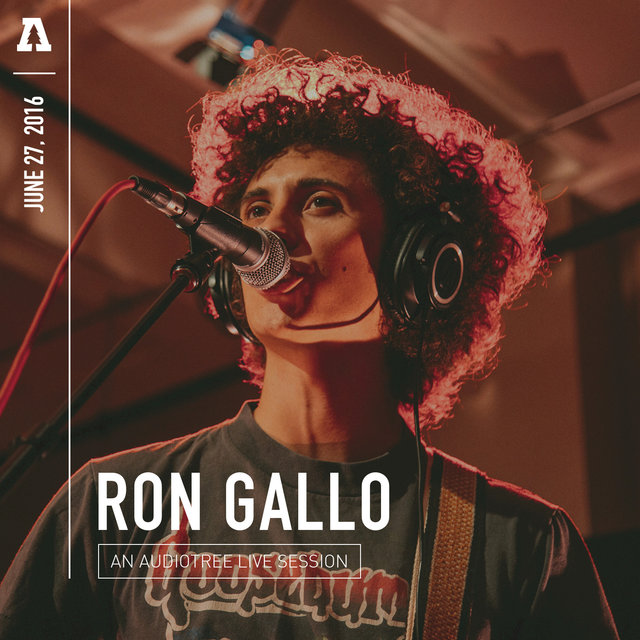 Ron Gallo on Audiotree Live