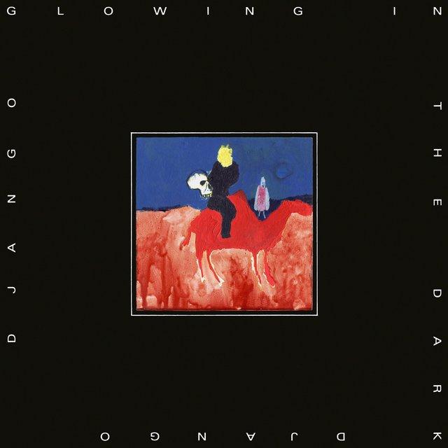 Cover art for album Glowing in the Dark by Django Django