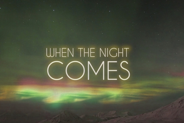 When the Night Comes (Jeff Lynne's ELO - Lyric Video)