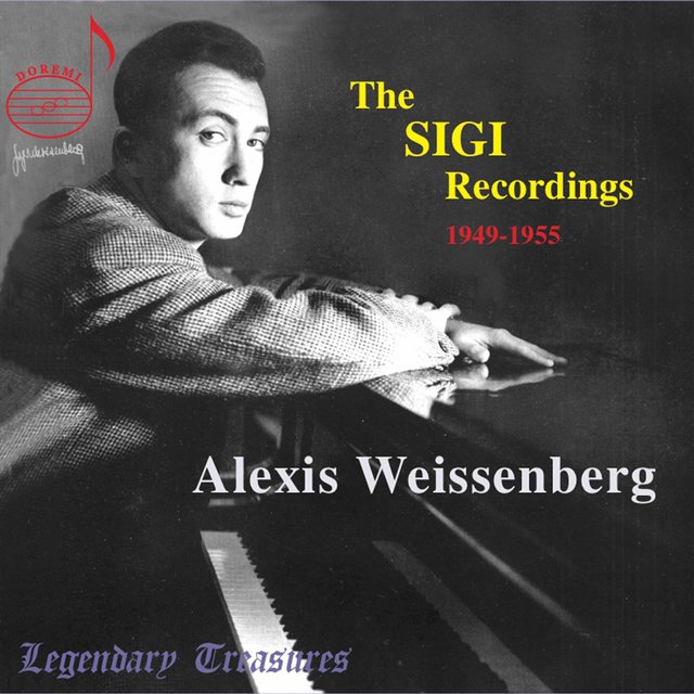 The Sigi Weissenberg Recordings 1949-1955