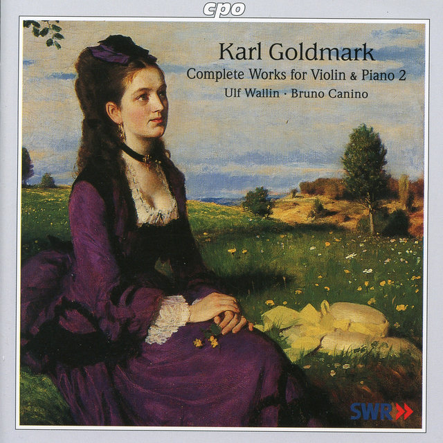 Goldmark: Complete Works for Violin & Piano, Vol. 2