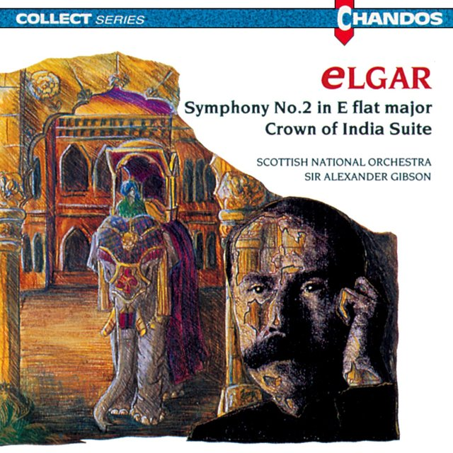 Elgar: Symphony No. 2 / The Crown of India Suite