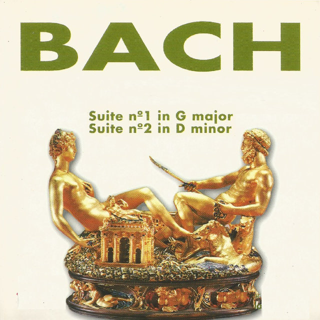 Bach - Suite Nº 1 in G Major - Suite Nº 2 in D Minor