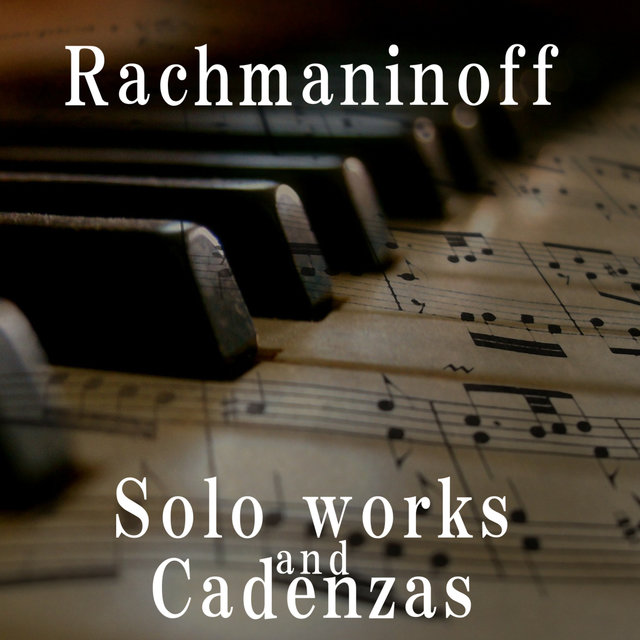 Solo works and Concerto's cadenzas
