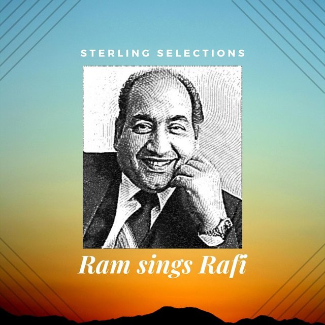 Ram Sings Rafi: Sterling Selections