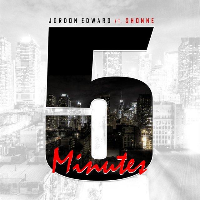 Cover art for album 5 Minutes (feat. Shonne) by Jordon Edward