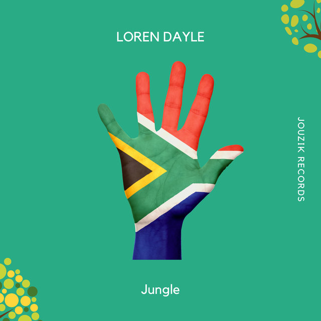 Cover art for album Jungle by Loren Dayle