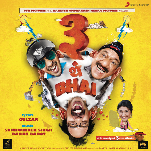3 Thay Bhai (Original Motion Picture Soundtrack)