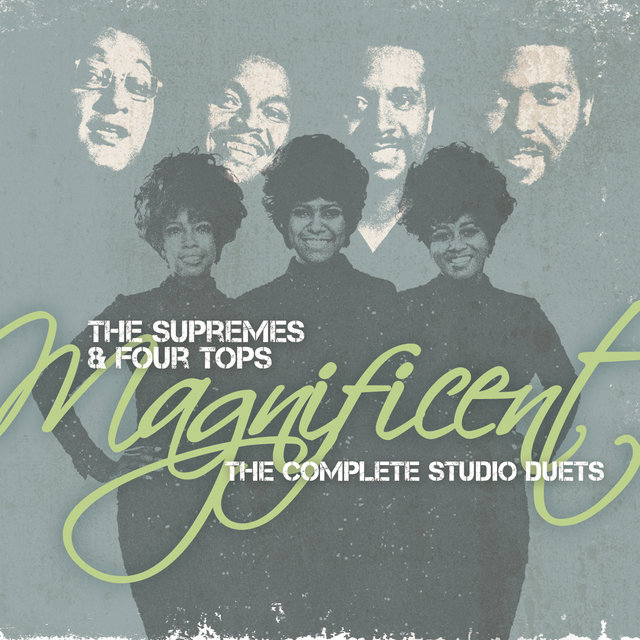 Magnificent: The Complete Studio Duets