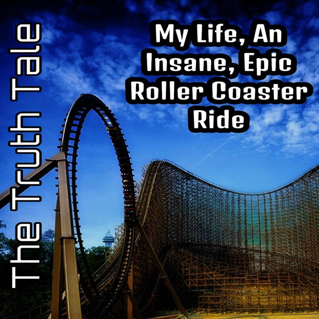 My Life, an Insane, Epic Roller Coaster Ride