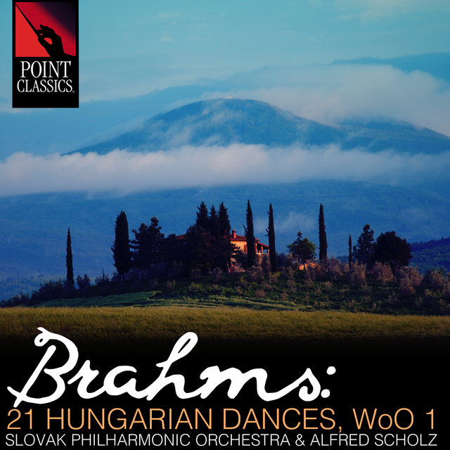 Brahms: 21 Hungarian Dances, Woo 1