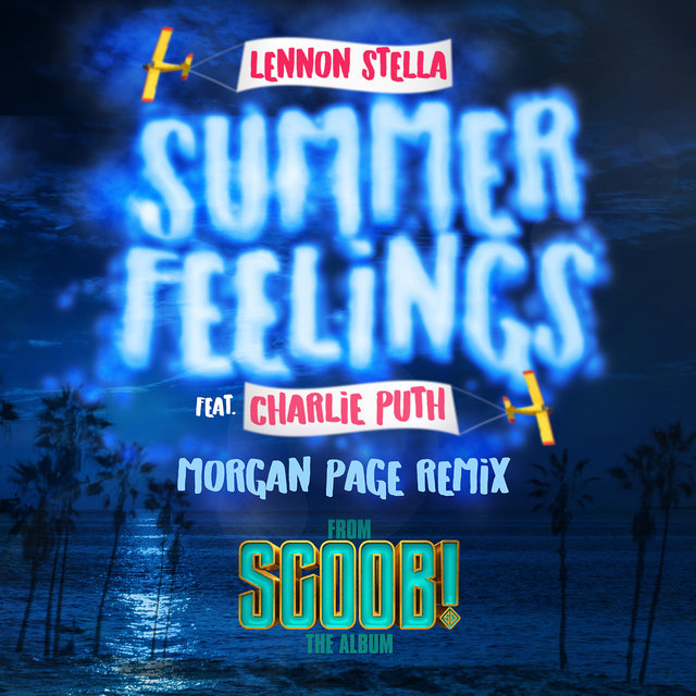 Summer Feelings (feat. Charlie Puth) [Morgan Page Remix]