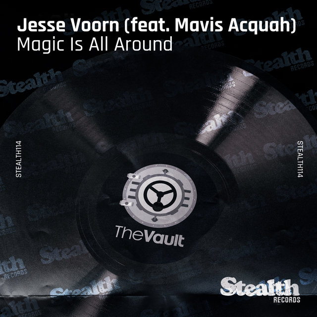 Magic Is All Around (feat. Mavis Acquah)