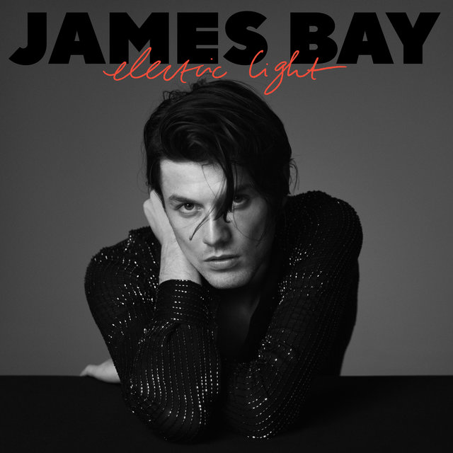 Cover art for album Electric Light by James Bay