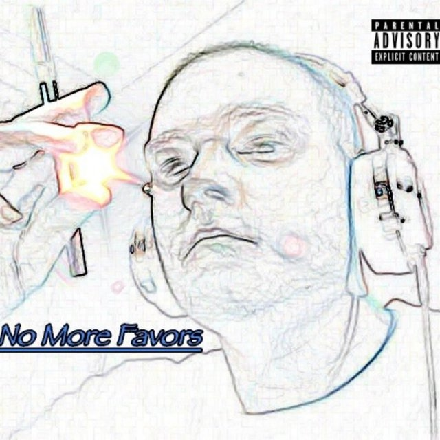 Cover art for album No More Favors by Vingince/abnorml Tiolence