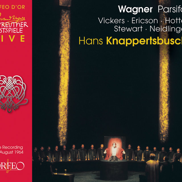 Wagner: Parsifal, WWV 111