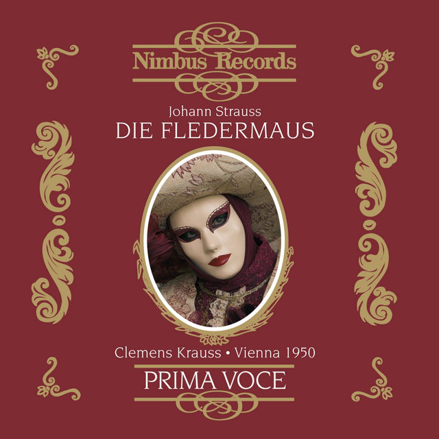 Strauss: Die Fledermaus (Recorded 1950)
