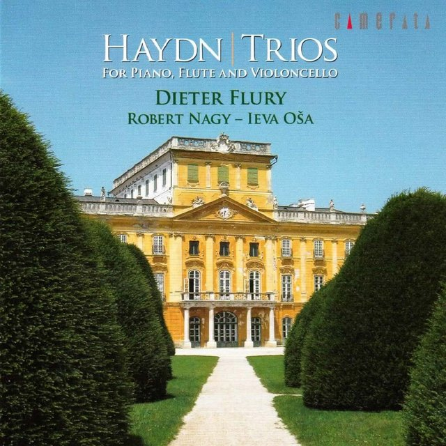 Haydn: Trios for Piano, Flute and Violoncello
