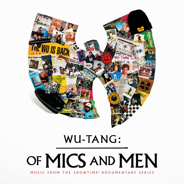 Cover art for album Of Mics And Men (Music From The Showtime Documentary Series) by Wu-Tang Clan