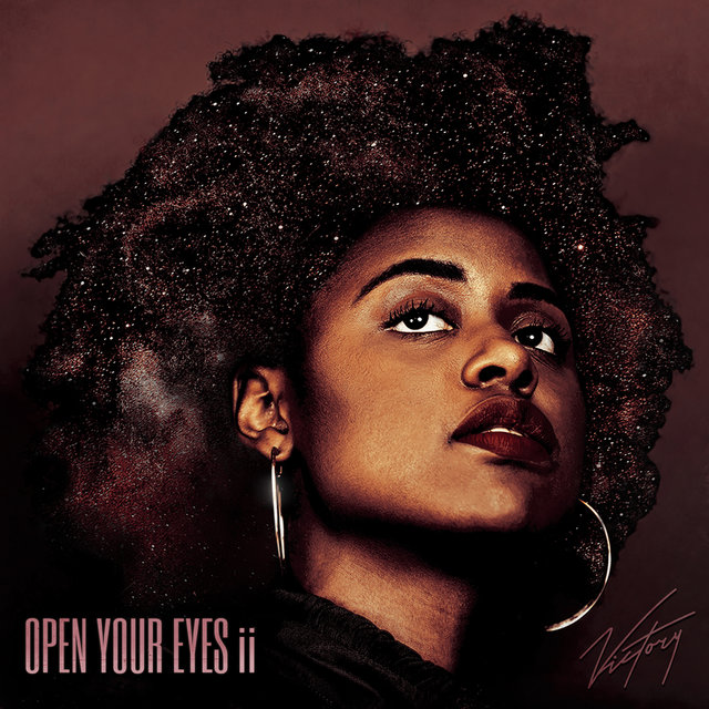 Cover art for album Open Your Eyes ii by Victory