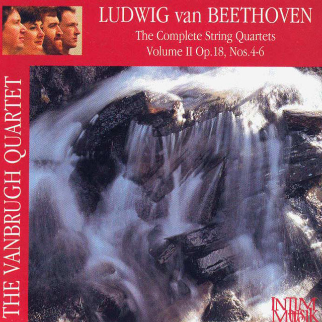 Beethoven: Complete String Quartets, Vol. 2