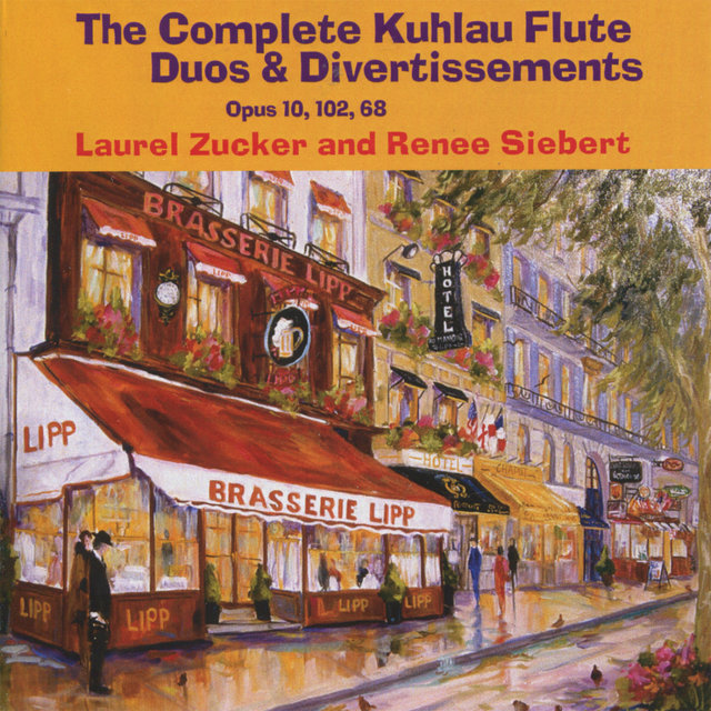Kuhlau: The Complete Duos & Divertissements