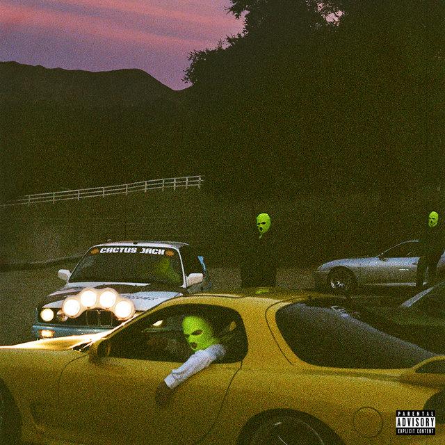 Cover art for album JACKBOYS by JACKBOYS, Travis Scott