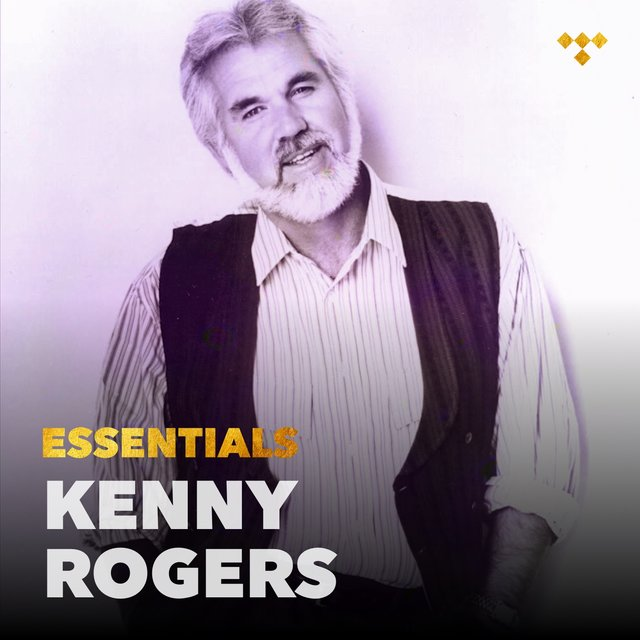 Cover art for album Kenny Rogers Essentials by TIDAL