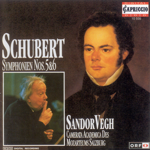 Schubert, F.: Symphonies Nos. 5 and 6