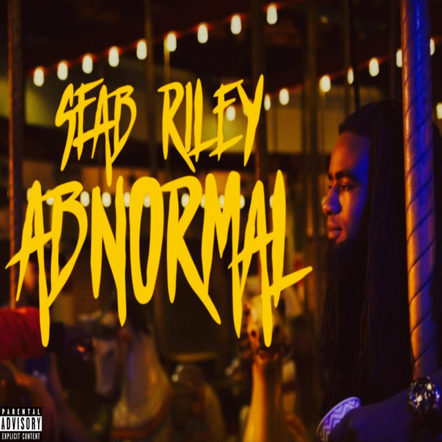 Cover art for album Abnormal by Seab Riley