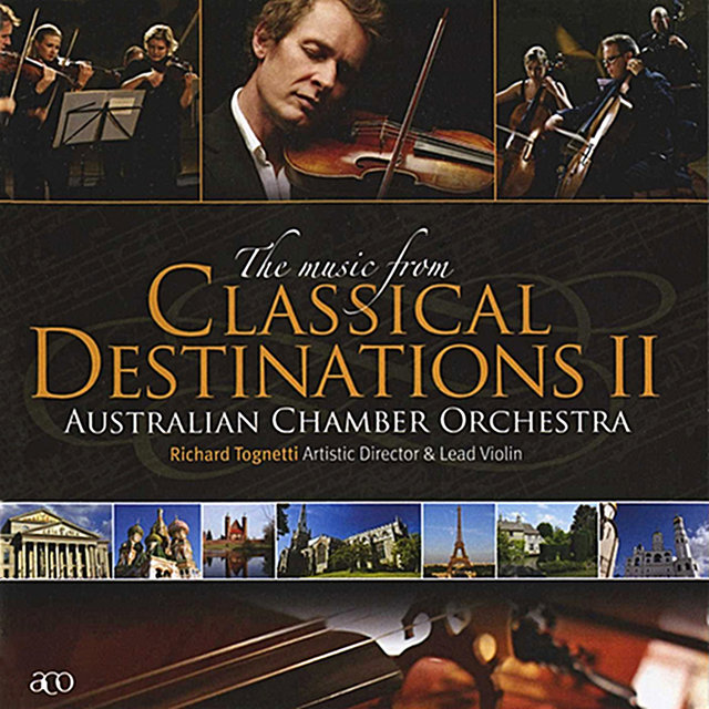 The Music from Classical Destinations, Vol. 2