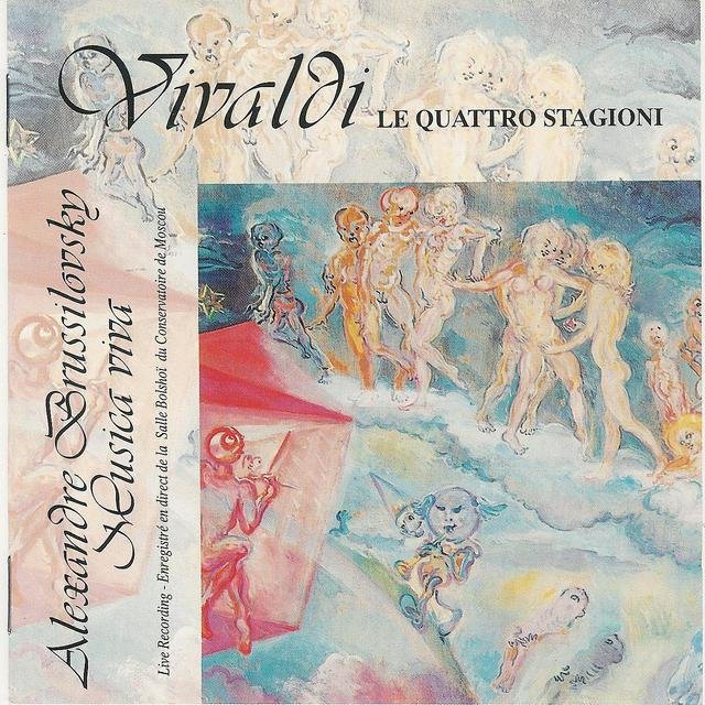 Vivaldi : Le Quattro Stagioni - The Four Seasons - Les quatre saisons